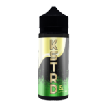 KSTRD - APPL PIE E-liquid 120ml Shortfill